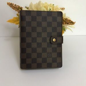 Louis Vuitton Agenda MM Damier